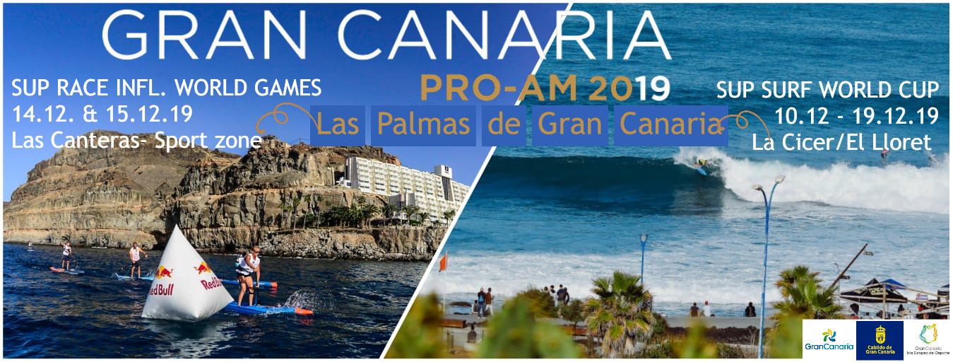 GRAN CANARIA PRO-AM 2019