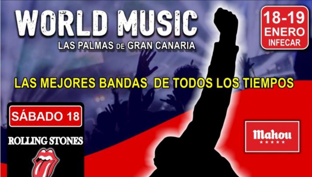 Word Music Gran Canaria 2020