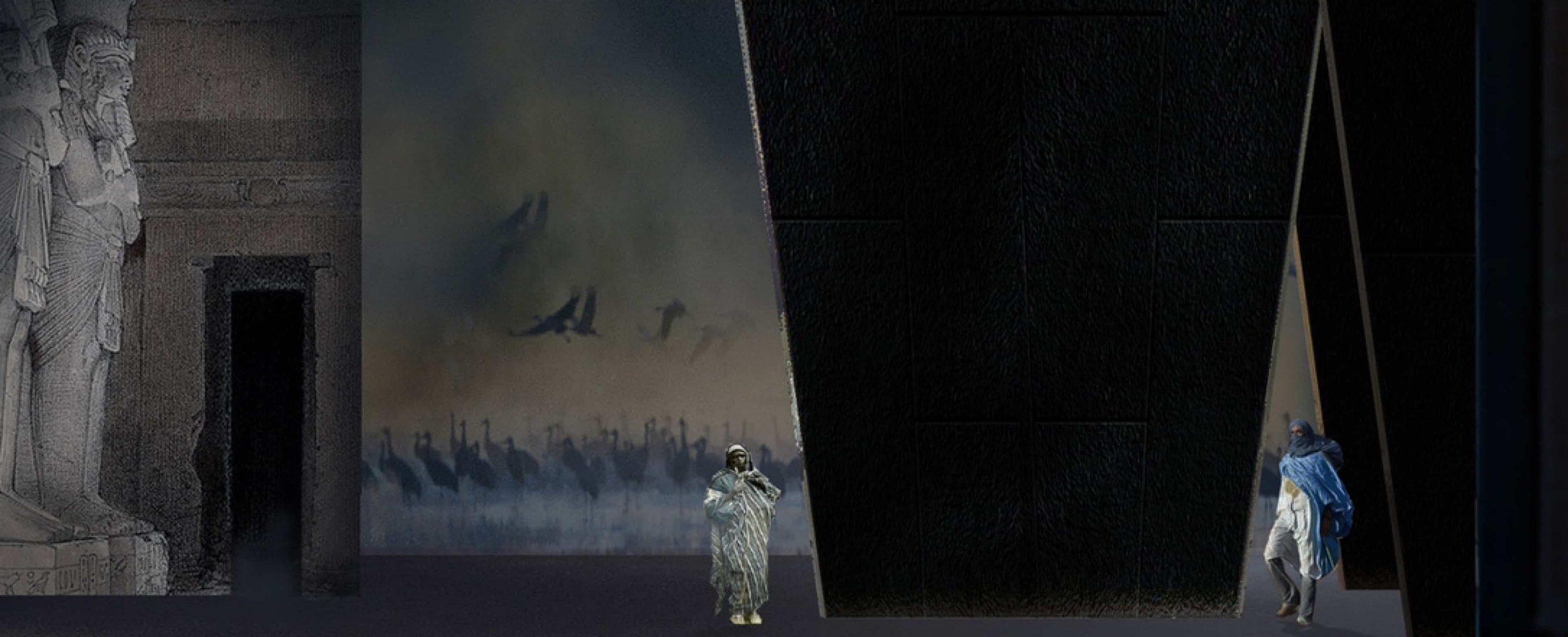 ópera con Verdi y Aida