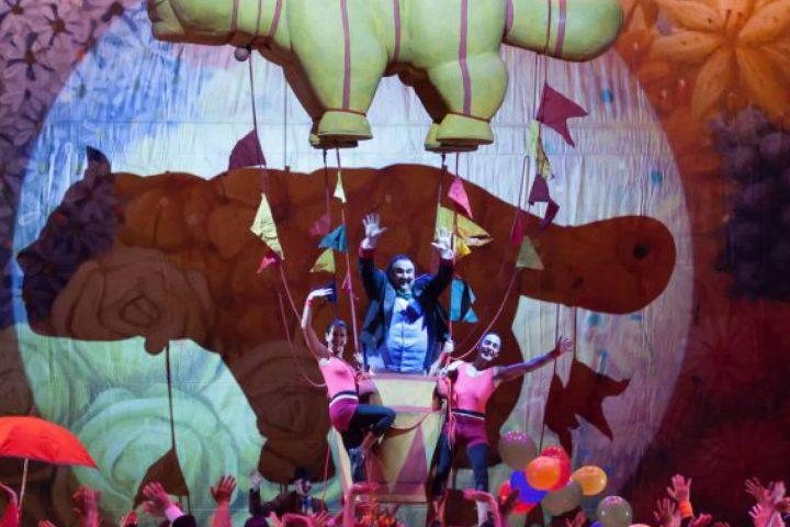 L'Elisi D'Amore opera en el Teatro Pérez Galdós - Ocio Las Palmas