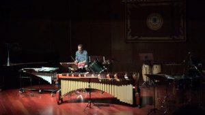 Paco Navarro Ocio en Las Palmas Percusión