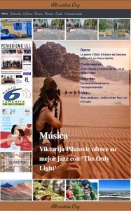 Revista-Digital de marzo. Ocio en Las Palmas.