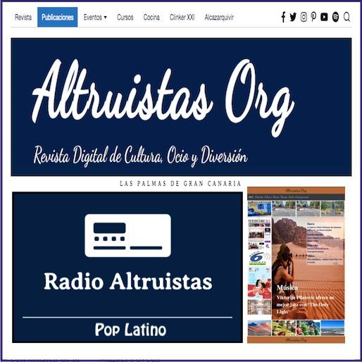 Radio Altruistas y Ocio Las Palmas